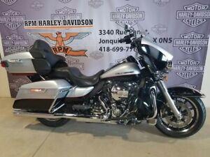 2015 Harley-Davidson FLHTK Electra Glide Ultra Limited
