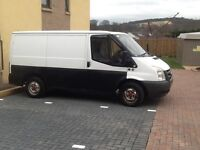Ford Transit (Best offer takes it away today)