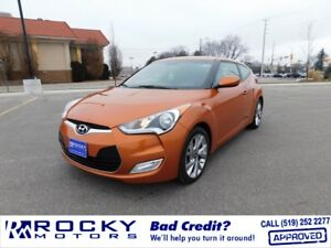 2017 Veloster - Drive Today   Great, Bad, Poor or No Credit