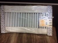 Central Heating Radiators 6 off all new.