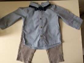 BABY CLOTHES- BABY BOY H&M OUTFIT