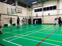 Women's basketball team in East London looking for players (Clapton, Hackney)