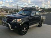 2008 Toyota hilux sr5 turbo diesel Glass House Mountains Caloundra Area Preview