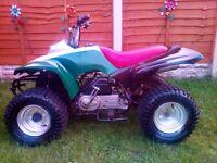 automatic 50cc quad or swap pit bike