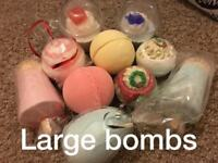 Bath bombs various prices
