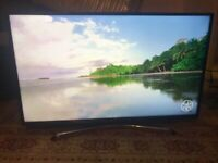 "43"" PANASONIC SMART WIFI 4K ULTRA HD LED TV CAN DELIVER"