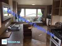 Caravan to rent on Silverwoods at Reighton Sands, Filey (pet friendly)