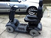 TGA MYSTERY LARGE MOBILITY SCOOTER 8 MPH ROAD LEGAL