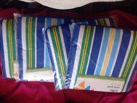 new Garden chair cushions