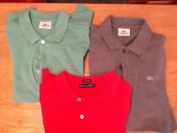 Men's shirts, polos, shorts (small men's)
