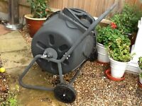 Composter 190 Litre Heavy duty Tumbling compost maker