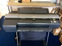 Canon IPF 6300 printer for spares or repairs