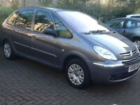2006 Citroen Xsara Picasso Diesel Low Miles 65,New Mot 1year,FSH