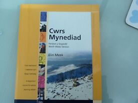 Learn to speak Welsh book for adult beginners