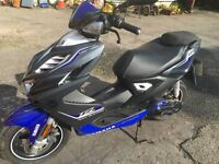 2014 yamaha aerox R 50cc moped may px big wheel 85 moto x