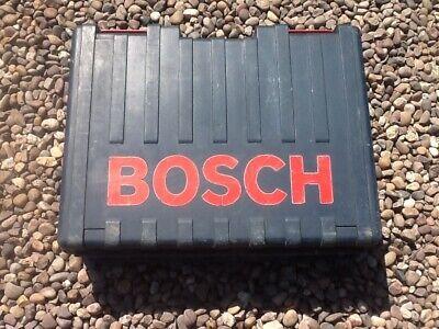 BOSCH GSH 5CE BREAKER WITH CASE