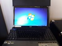 ACER 5739G Nvidia GT130M 4GB RAM CORE 2 DUO *Battery Does Not Charge*