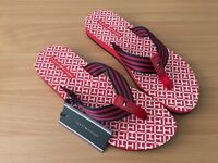 TOMMY HILFIGER BRAND NEW FLIP FLOPS FOR SALE. SIZE EUR 40/UK 6.5