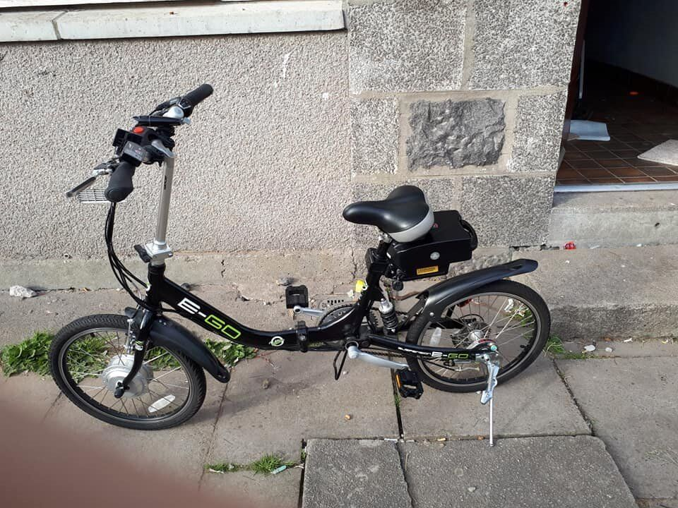E Go Pedal Assist Electric Bike Excellent Condition Very