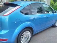 Ford Focus Titanium 1.8 5 doors ****only 60k genuine miles
