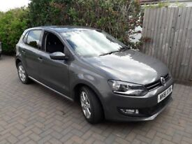 Vw polo match excellent condition