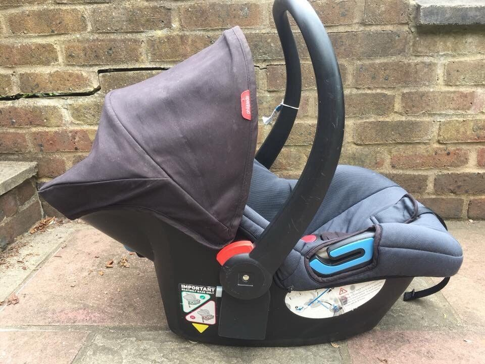 Free Phil And Teds Car Seat