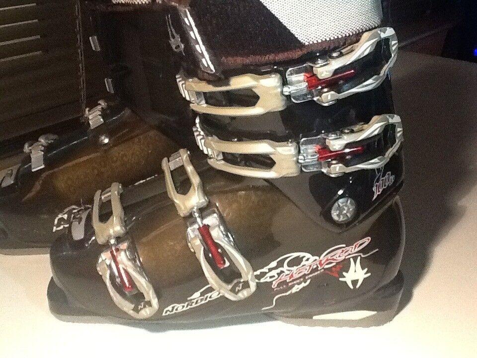 e8de995a44 NORDIC SUREFOOT ladies ski boots size ladies UK 6.5- 7. For a Slim foot.