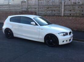 BMW 1 series 118d M-Sport