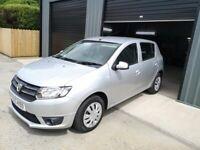 2013 Dacia Sandero 1.5 Diesel-£0.00 Free Tax