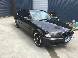 1999 BMW Other Coupe Hobart CBD Hobart City Preview