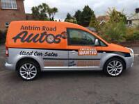 🚗 ANTRIM ROAD AUTOS 🚗 USED CAR SALES 🚗 FINANCE AVAILABLE WITH NO DEPOSIT