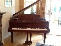 Gorgeous Walnut Kawai Grand Piano KG2C c1980 Serial#1126485. Moving Abroad £5,500 ono