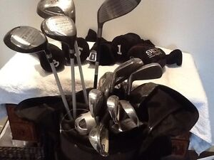 Full Set Of Clubs and Bag Port Melbourne Port Phillip Preview