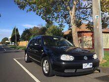 Great Condition! 2002 Volkswagen Golf 1.6 Melbourne CBD Melbourne City Preview