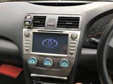"""8"""" Car Stereo DVD Head Unit GPS For Toyota Camry Aurion Camry Blackburn Whitehorse Area Preview"""