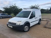 2009 FORD TRANSIT CONNECT HIGH ROOF LWB - 75K STUNNING CONDITION - NO VAT - FREE 12 MONTH WARRANTY