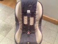 Popular model group 1 Britax Eclipse car seat for 9kg upto 18kg(9mths to 4yrs)washed and cleaned