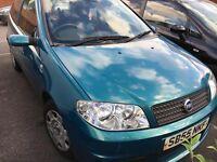 Fiat Punto 1.2 2006 59k