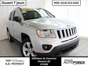 2011 JEEP COMPASS 4WD, NORTH, MAGS, FOGS