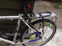Optima Stealth Hybrid Bicycle