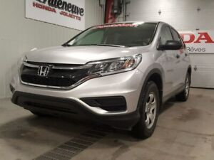 2016 Honda CR-V LX bluetooth bas millage