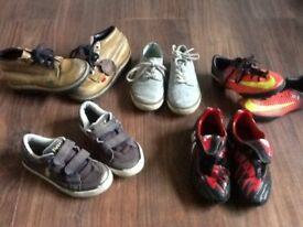Boys shoes size 10 & 11