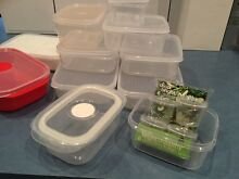 Plastic storage containers Beaumaris Bayside Area Preview