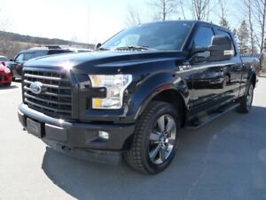 Ford F-150 4WD SuperCrew 157