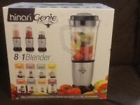 Hinari Genie 8 in 1 Blender ( New )