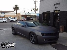 Chevorlet Camaro RS 3.6 V6-Left hand drive- ZL1 alloys- Will be Wrapped In Matte grey/black soon-PX