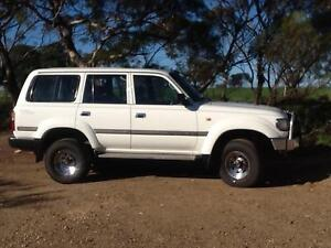 1991 Toyota LandCruiser Wagon Mannum Mid Murray Preview