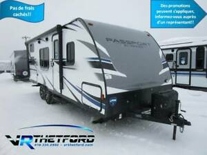 2019 Keystone RV PASSPORT 239ML