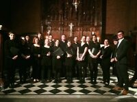 EXCITING CHAMBER CHOIR - HOLDING AUDITIONS