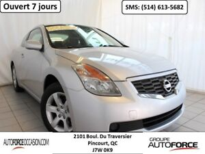2008 Nissan Altima 2.5 S COUPE CUIR TOIT MAGS BLUETOOTH BOSE